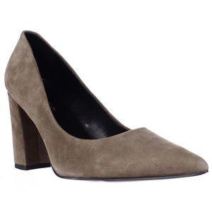 Marc Fisher Daniela Pointed Toe Block Heels
